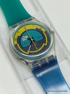 how to fix swatch watch
