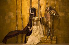 PHOTOS. Des oeuvres de Gustave Klimt prennent vie pour soutenir la recherche sur le Sida