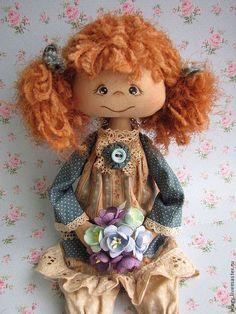 Коллекционные куклы ручной работы. Ярмарка Мастеров - ручная работа Глашенька. Handmade.