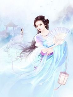 Beautiful Ancient Chinese girl picture