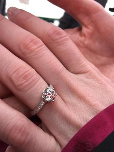 Check out Geoffrey & Colleen's Killington Ski Trip Proposal story on the Greenwich Jewelers blog!  Featuring a #BeverleyK diamond engagement ring.
