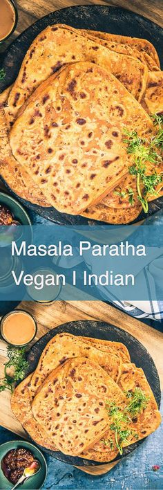 Chatpata Paratha Recipe is a lip-smacking Indian flatbread prepared by using a delicious combination of flour and tangy spices. Indian I Bread I Flat Bread I Easy I Simple I Quick I Simple I Paratha I Best I Perfect I North Indian I Tea I
