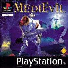 MediEvil Game for the Sony Playstation Buy Now from Fully Retro! Playstation 2, Ps4, Sleep Band, Fitbit One, Computer Station, Gamers, Old Video, Dark Souls, Film