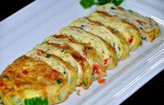 Aprenda a fazer Receita de omelete simples, Saiba como fazer a Receita de omelete simples, Show de Receitas