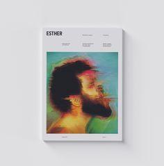 Esther Magazine on Behance