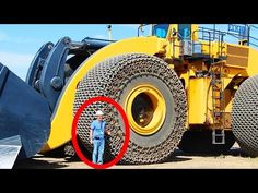 How to Install Chains on $60 000 Extreme Tyre to Counter Fire: Pewag Chains in Action - YouTube