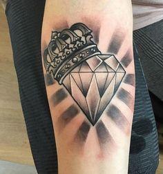 29 Mejores Imágenes De Tatuaje De Corona Para Hombres Crown Tattoo