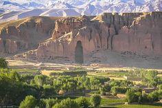 """En images: Bamiyan, l'oasis de paix en Afghanistan qui se rêve """"aimant à touristes"""""""