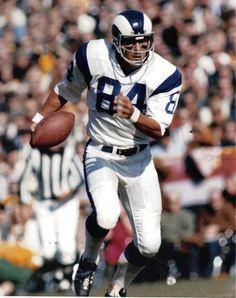 Jack Snow Los Angeles Rams 1965-75.