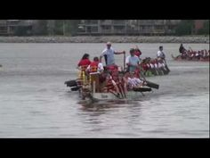 Dragon Boat Regatta Brings Co-workers and Companies Together at the Ross Barnett Reservoir | http://newsocracy.tv