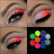 Poudre Pigment Ombre Fard à Paupières Yeux Eyeshadow Maquillage Beauté Glitter
