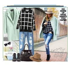 The Mint coat - for Fall ! Roksanda, Mint, Fall, Pretty, Polyvore, How To Make, Image, Fashion, Pastel