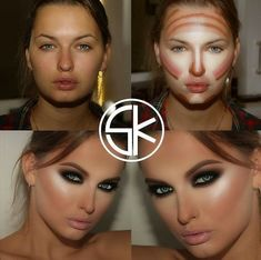 Tutorial da Semana: Contorno estilo Kim Kardashian