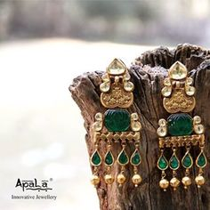 Redefine the primeval Mughal Art with elegance of Paisley Passion Earrings from Apala by Sumit Oxidised Jewellery, Jewelry Patterns, White Gold Diamonds, Indian Jewelry, Paisley, Jewelry Design, Turquoise, Jewels, Ethnic