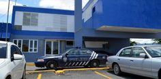 Hurtan motoras radios y equipo de música en cuartel de Caguas...