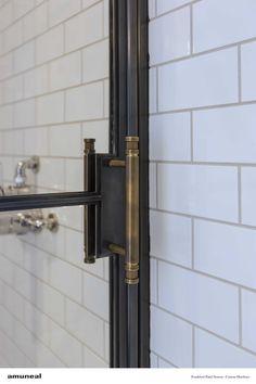 Shower Door Detail