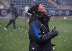 Gallery: Training in Snowy Chester - U.S. Soccer
