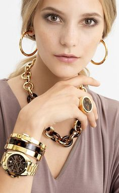 accessorized and stacked ♥✤ | Keep the Glamour | BeStayBeautiful