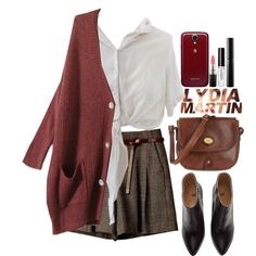 Lydia Martin by destiniet on Polyvore featuring Muveil, H&M, The Bridge…