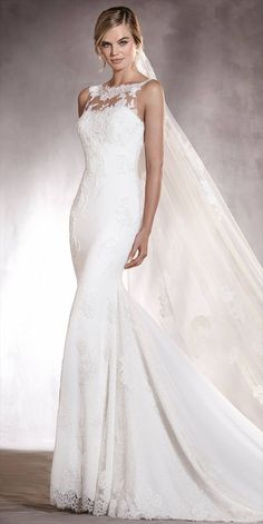 Pronovias 2017 wedding dress