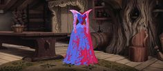 11 Signs You Grew Up with the Disney Princesses | You have two favorite colors: pink and blue. | SO TRUE