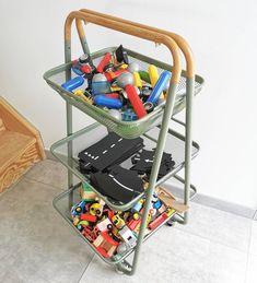 Toy Storage, Storage Ideas, Coin, Baby Strollers, Garage, Children, Instagram, Bonheur, Baby Prams