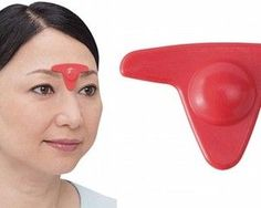 Wrinkle Vacuum for Forehead Lines