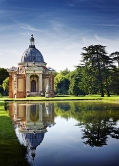 Wrest Park, Bedfordshire, UK