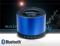 My vision N9 Mini Wireless Stereo Bluetooth Speaker with Card Reader Blue . $18.89. This mini wireless Bluetooth speaker uses dual-voice large stereo speakers and has a built-in high sensitivity microphone.