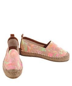 Multi-coloured cotton espadrilles Sale - Maldive's Sale