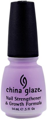 Nail Strengthener & Growth Formula is vitamin and protein enriched to promote healthy nail growth.