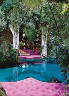 moroccan garden - might have already pinned this, worth a second pin