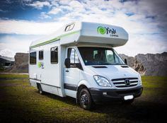 6 Berth Kiwi #Campervan #NewZealand