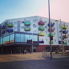 #Dagenham #library 9-4-2014 Past, Past Tense