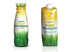 wheatgrass packaging - Google Search