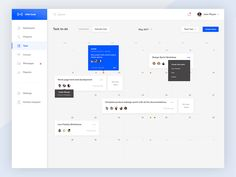 Tasks - Calendar View by Mandeep Kundu