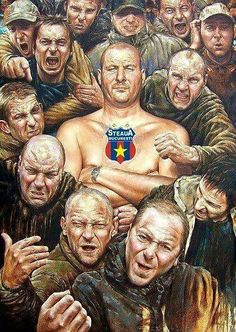 Morgan Penn is an English portrait painter based in Chelsea London. He is completely self taught artist and is often referred to as the British Norman Football Casual Clothing, Football Casuals, Chelsea London, Norman Rockwell, Football Paintings, Millwall Fc, Dynamo Dresden, Skinhead Girl, Soccer Art