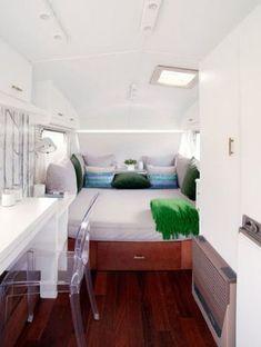 Campervan Bed Design Ideas 100