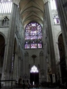 The Cathedral Of Our Lady in Amiens
