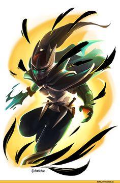 #Dota2 Dota,фэндомы,Mortred the Phantom Assassin,песочница