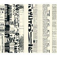 Newsprint Designer Series Paper -- Digital Download by Stampin' Up!
