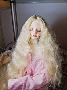 BJD doll SD doll wig doll Hair  Wig 13 SD  dd  14  sdm msd 16 yosd doll 18 lati obi11 wig Tuesday/'s Child   Wednesday/'s Child  doll wig