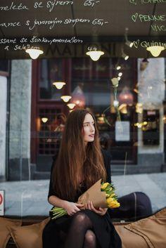 Caffé Fratelli is on a beautiful street near the main square in Brno – Lera Lazareva Penne, Beautiful Streets, Best Coffee, Good Things, Best Coffee Shop, Pens