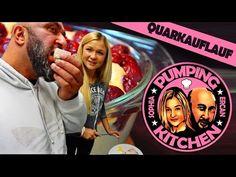 Pumping Kitchen: Protein Quarkauflauf mit Ercan - YouTube