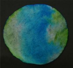 Earth Day craft for Preschool!