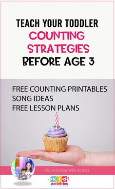 How to teach Counting to toddlers under 3