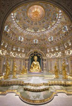 vwillas8: B.A.P.S. Swaminarayan Akshardham Hindu Temple New Delhi, India