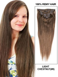 """Description:  Weight: 135Gram / 9PCS  Color #613 Bleach white blonde as shown  Texture Silky straight Length 24"""" Length   Life About 6 to 10 months Contents Two 6"""" wide weft - 3 clips/weft  Three 4"""" wide wefts - 2 clip/weft  Two 2"""" wide wefts - 1 clip/weft - See more at: http://www.abhair.com/product/24-7-piece-silky-straight-clip-in-human-hair-extension-bleach-white-blonde-613#sthash.NnuQ6hZD.d..."""