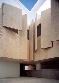 Building Rehabilitation of Seven Subsidized Housing in El Populo, Cadiz designed by MGM Arquitectos. Photos by Jesus Granada.
