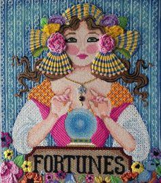 Sandy Arthur Needlepoint Stitch Guides  